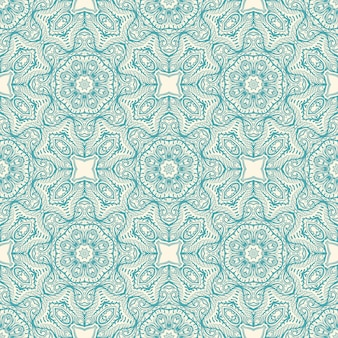 Blaue muster der abstrakten natur