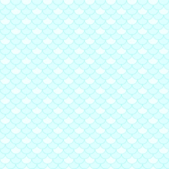 Blaue skalen des nahtlosen musterhintergrundes
