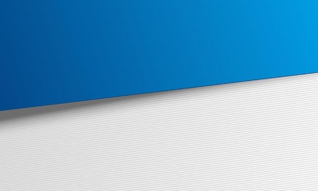 Blaue und weiße streifen und diagonale linien hintergrund. vektor-illustration. bestes design für banner.