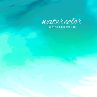Blauer aquarell-hintergrund