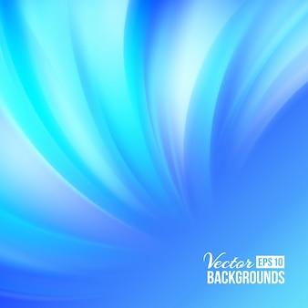Blauer glatter Hintergrund.