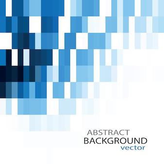 Blauer hintergrund, geeignet als abstrakter hintergrund für broschüren visitenkarten und berichte