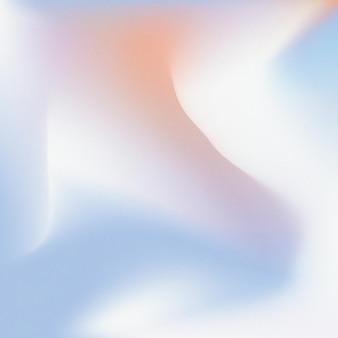 Blauer hintergrund mit farbverlauf und unschärfe