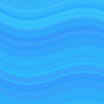 Blauer hintergrund mit wellenlinien