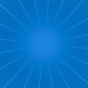 Blauer steigungshalbtonhintergrundvektor