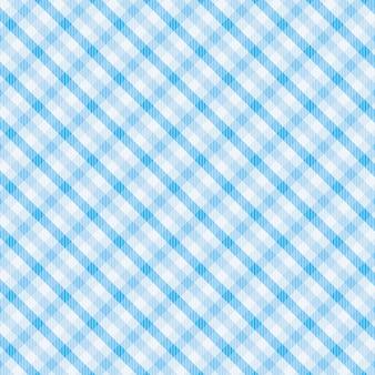 Blaues quadrat und linienmuster