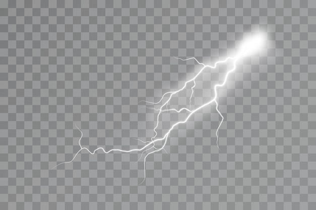Blitzeffekt gewitter lichteffekt strom