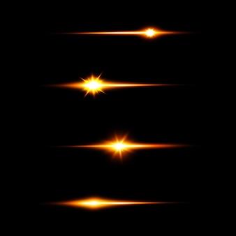 Blitzset neonoptik