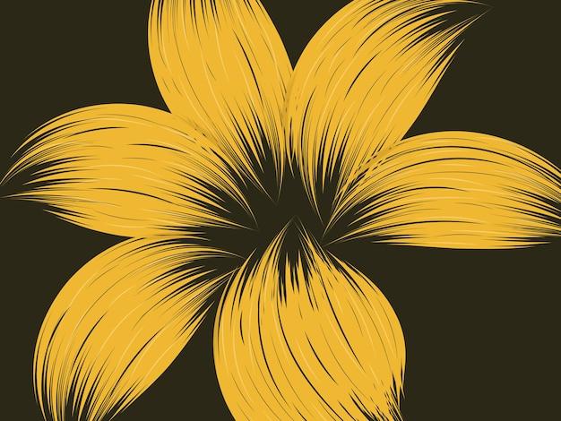 Blume abstrakter hintergrund