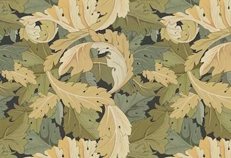 Blumengarten von William Morris
