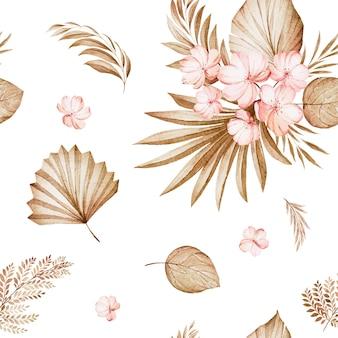 Blumenmotivhintergrund