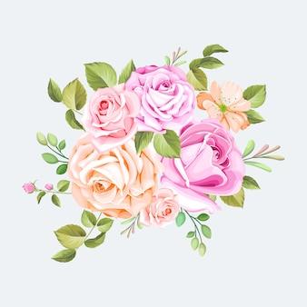 Blumenstrauß hochzeit