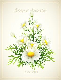 Blumenvektorillustration