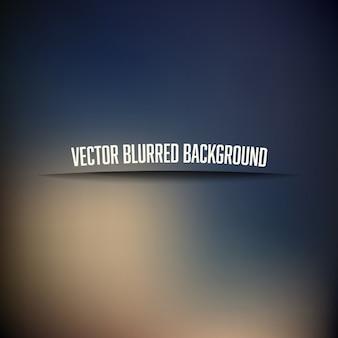 Blured hintergründe