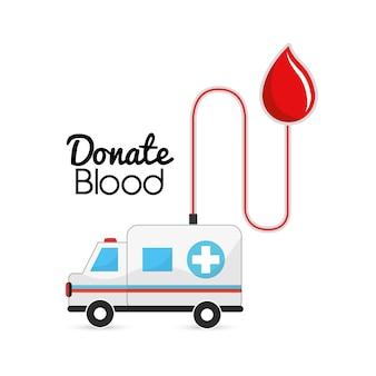 Blutspende-tools-symbol