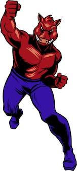 Boar power punsch