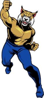 Bobcat power punch