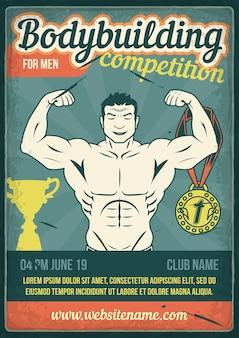 Bodybuilding-wettbewerb