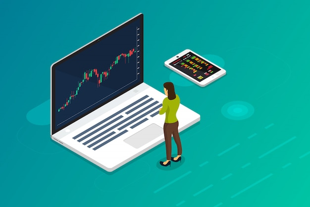 Börsenhändler börse