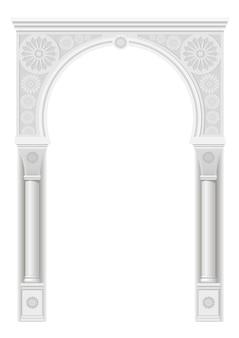 Bogen im arabischen stil