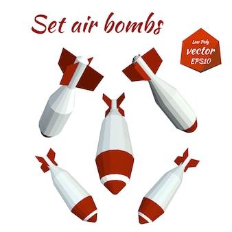 Bomben setzen
