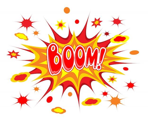 Boom-comic-symbol