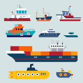 Boot und schiff