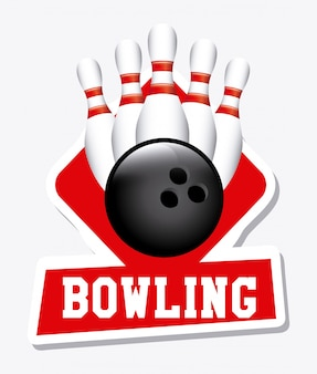 Bowling-label