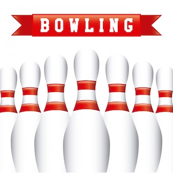 Bowling-set