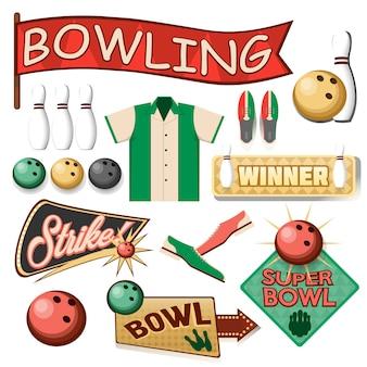 Bowlingausrüstung