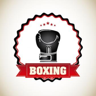 Boxen einfaches element