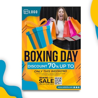 Boxing day flyer vertikal
