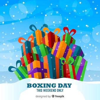 Boxing day verkauf