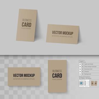 Branding mock up