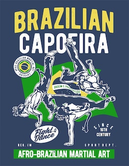 Brasilianischer capoeira
