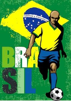 Brasilianischer fußballspieler