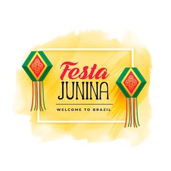 Brasilien festa junina feier