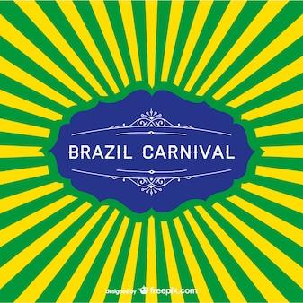 Brasilien karneval hintergrund