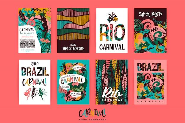 Brasilien karneval