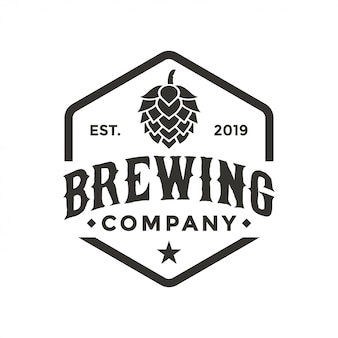 Brauerei logo design inspiration