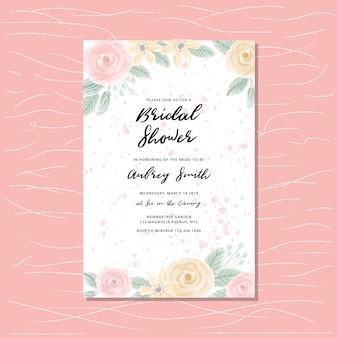 Brautparty einladung
