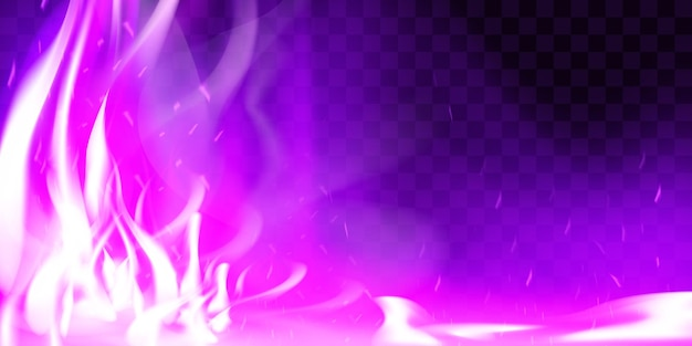 Brennende feuerflamme. brennen und heiß, warm und heiß, energie brennbar, flammende vektorgrafiken