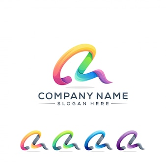 Brief ein logo-design für ihr unternehmen