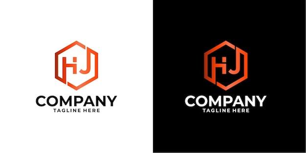 Brief hj logo design