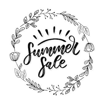 Briefe aus blüten und blättern summer sale holiday