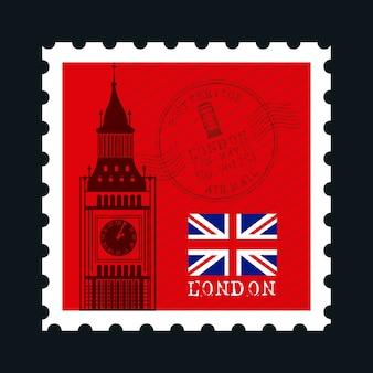 Briefmarke design