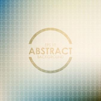 Bright abstrakten ornamentalen hintergrund