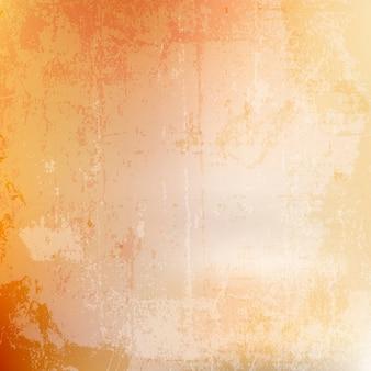 Bright orange grunge-hintergrund