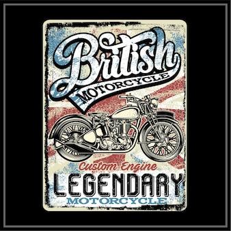 Britisches motorrad
