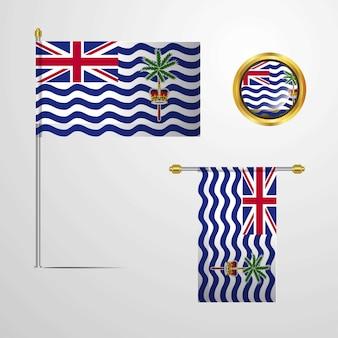 Britisches territorium für den indischen ozean